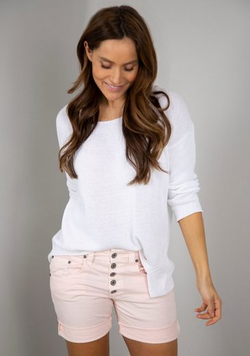 Please Jeans Jeansshorts »P 88A« Relaxed-Comfort-Fit