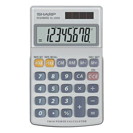 Sharp Taschenrechner »EL-250S«