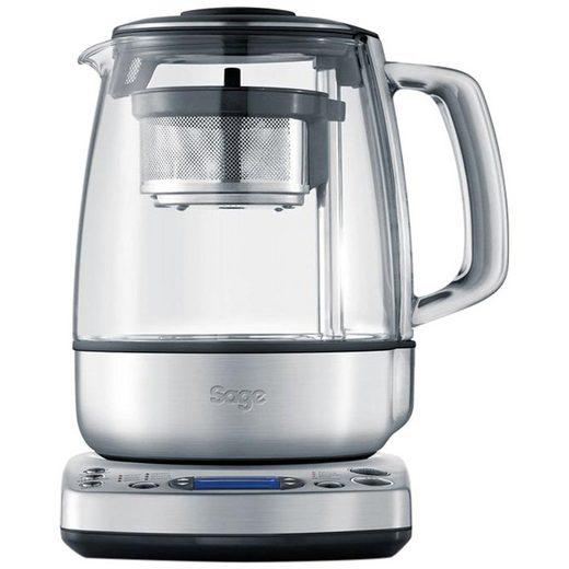 Sage Teekocher The Tea Maker - glas/silber