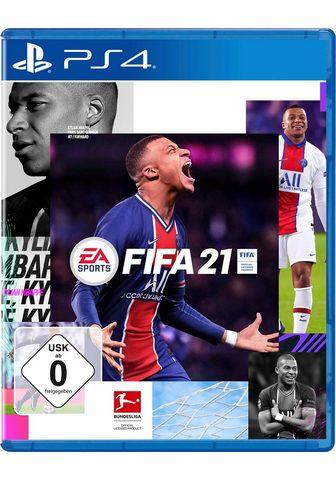 Electronic Arts FIFA 21 PlayStation 4