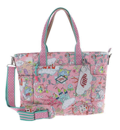 Oilily Wickeltasche »Castle in the Clouds« (Set, 2-tlg)