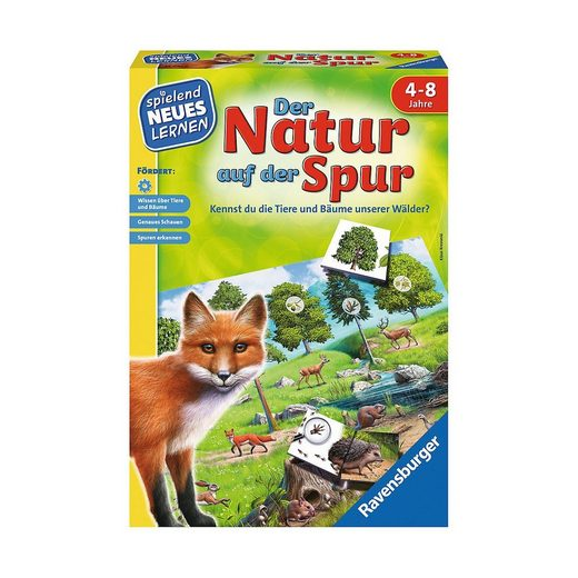 Ravensburger Lernspielzeug »Der Natur auf der Spur«
