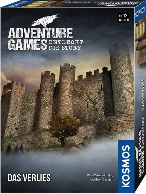 Image of Adventure Games - Das Verlies