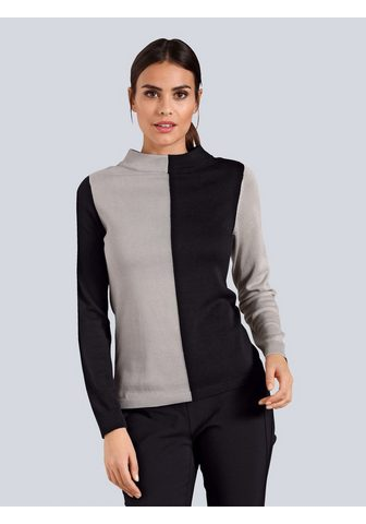Alba Moda Megztinis in madingas Colourblocking