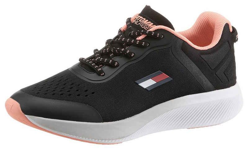 Tommy Hilfiger Sport »TS PRO RACER WOMEN 1« Keilsneaker mit Kontrastbesätzen
