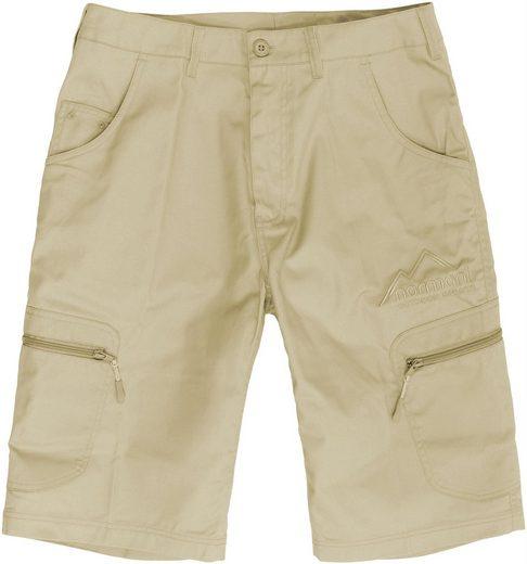 normani Bermudas »Herren Shorts mit UV-Schutz Valley« BDU Sommershorts mit Sonnenschutzfaktor 50+