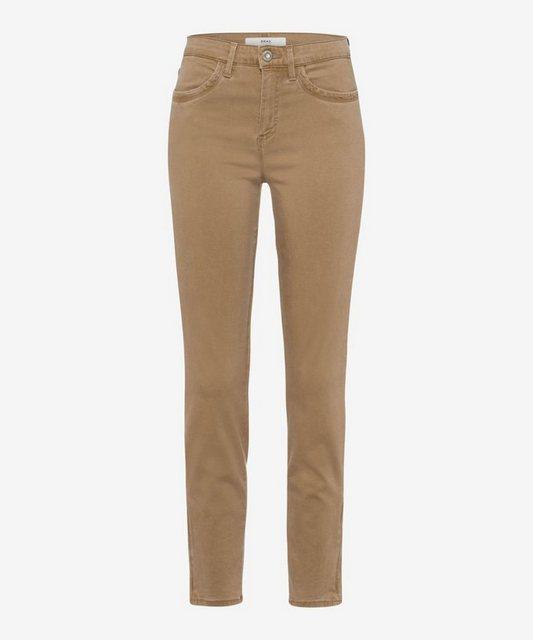 Hosen - Brax 5 Pocket Jeans »Style Shakira S« › braun  - Onlineshop OTTO