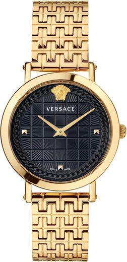 Versace Schweizer Uhr »Medusa Chain, VELV00620«