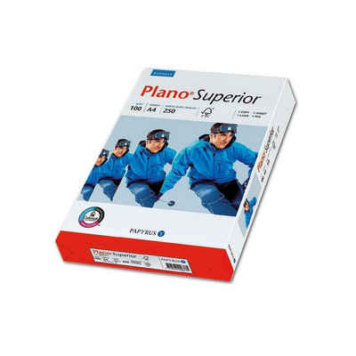 PLANO Druckerpapier »Superior«, Format DIN A4, 100 g/m²