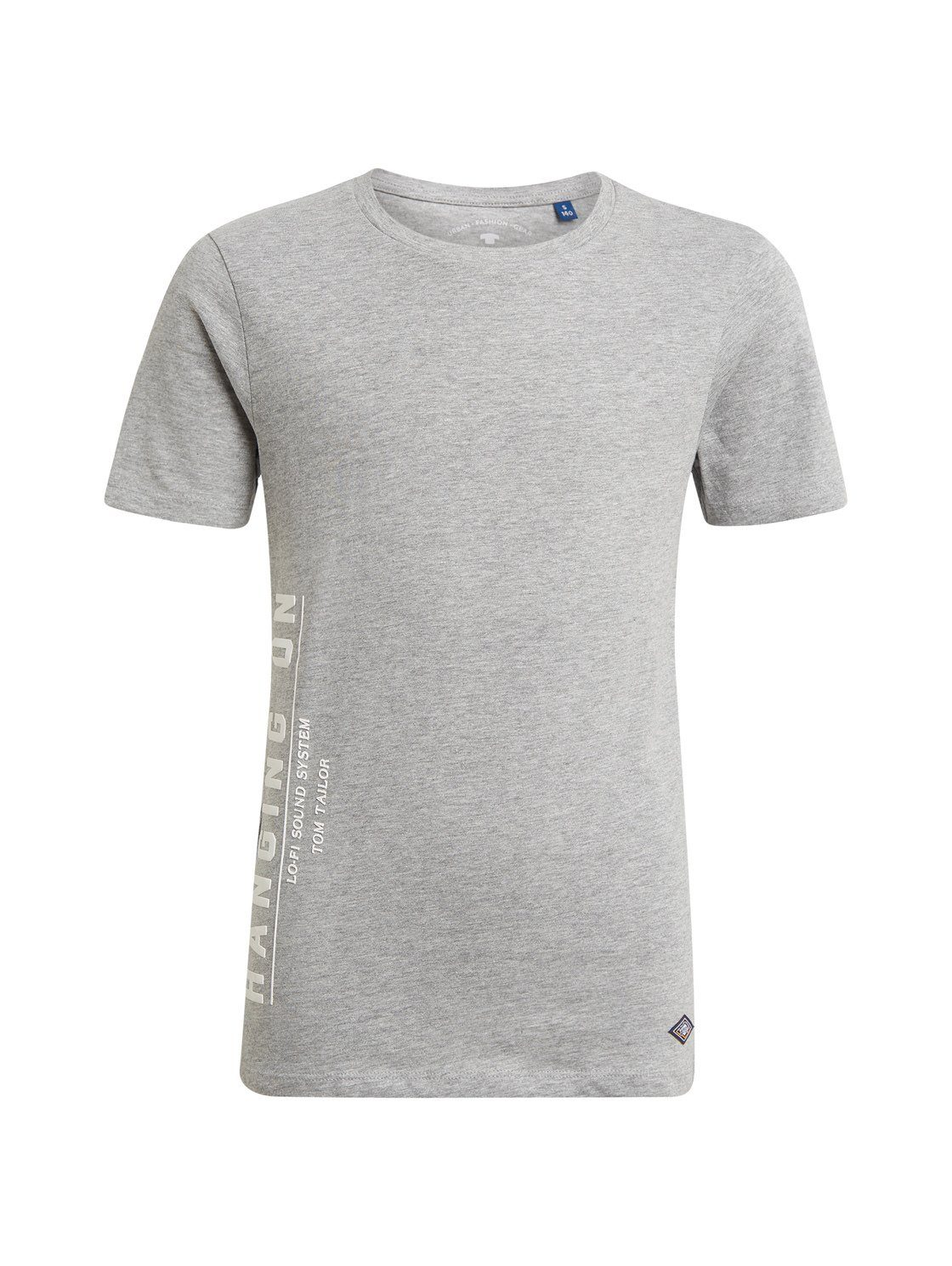 TOM TAILOR T Shirt »T Shirt mit Schrift Print« | OTTO