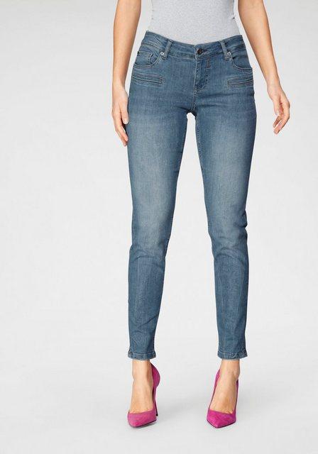Hosen - BLUE FIRE Skinny fit Jeans »ALICIA BF« mit Paspeltaschen vorne ›  - Onlineshop OTTO