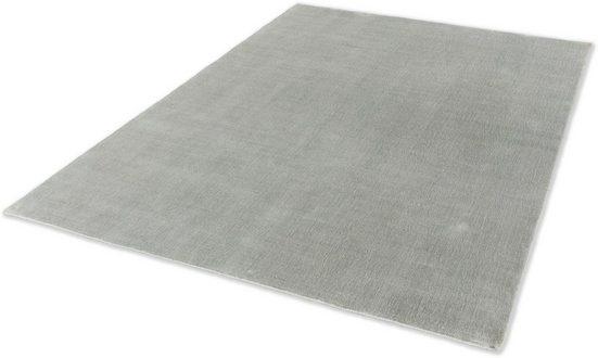 Teppich »Aura«, SCHÖNER WOHNEN-Kollektion, rechteckig, Höhe 15 mm, seidige Viskose, Wohnzimmer