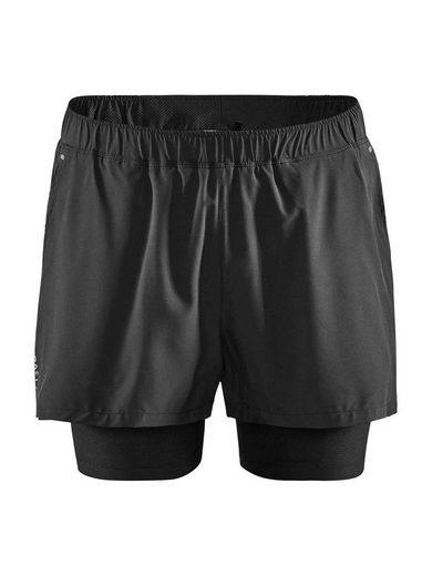 Craft Laufshorts »ADV 2-in-1 Stretch Shorts« (1-tlg)