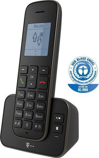 Telekom »Sinus A207« Schnurloses DECT-Telefon (Mobilteile: 1, Erweiterungsmöglichkeit für bis zu 5 Mobilteile)