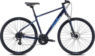 FUJI Bikes Fitnessbike »Traverse 1.5«, 16 Gang Shimano Altus Schaltwerk, Kettenschaltung