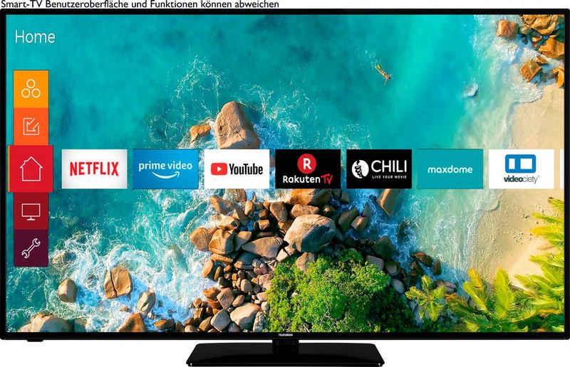 Telefunken D58U553M1CW LED-Fernseher (146 cm/58 Zoll, 4K Ultra HD, Smart-TV)