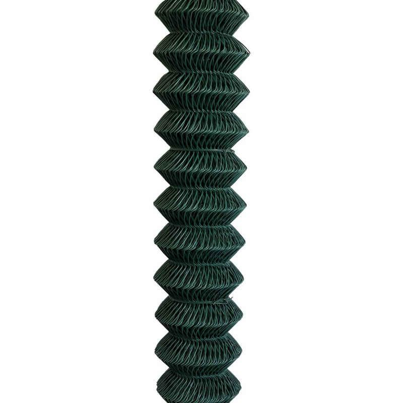 VaGo-Tools Maschendrahtzaun »Maschendrahtzaun 60x60 mm - Höhe 0,8m, Länge 15m«