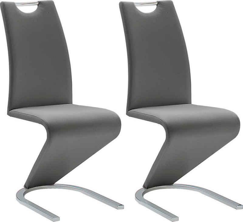 MCA furniture Freischwinger »Amado« (Set, 2 Stück), 2er-, 4er-, 6er-Set, Stuhl belastbar bis 120 Kg