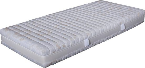 Taschenfederkernmatratze »Ergo Gel TFK«, Hn8 Schlafsysteme, 22 cm hoch, 500 Federn, mit Geltouch-Hybridschaumabdeckung