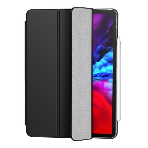 """Baseus Tablet-Hülle »Baseus Buch Tasche Hartschale Magnetisch mit Smart Sleep und integrierter Standfunktion für APPLE IPAD PRO 11"""" 2020 Schwarz« APPLE IPAD PRO 11"""" 2020"""