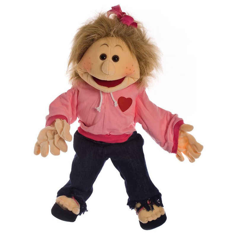 Living Puppets Handpuppe »Living Puppets® Handpuppe Paula 65 cm W101« (Packung)