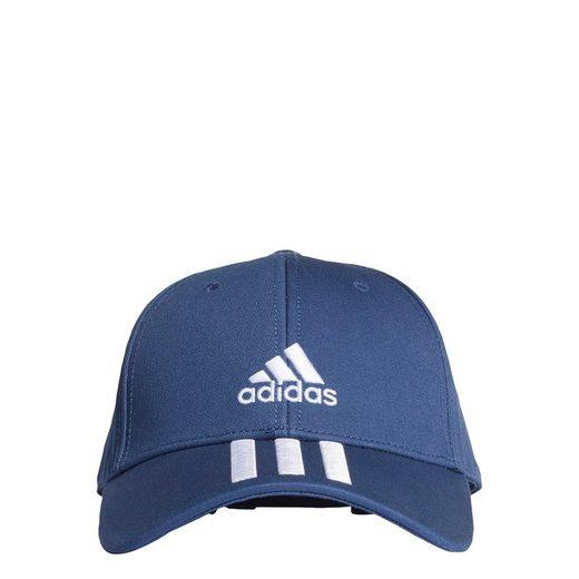 adidas Performance Snapback Cap »Baseball 3-Streifen Twill Kappe«