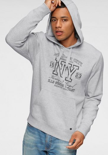 H.I.S Kapuzensweatshirt mit Markenprint an der Kapuze