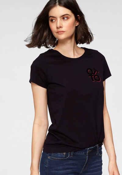 OTTO T-Shirt »OTTO Logo - Pride Edition« aus zertifizierter Bio-Baumwolle mit LOGO-Druck