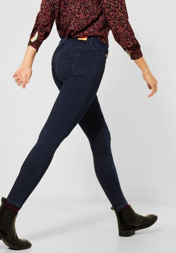 STREET ONE Slim-fit-Jeans 5-Pockets Style