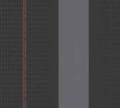 Architects Paper Vliestapete »Ribbon«, Streifen, gestreift