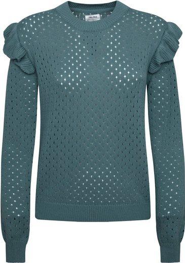 Pepe Jeans T-Shirt »DAISY« mit mehrfarbigem Logodruck auf der Brust