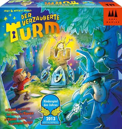 Drei Magier Spiele Spiel, »Der verzauberte Turm«