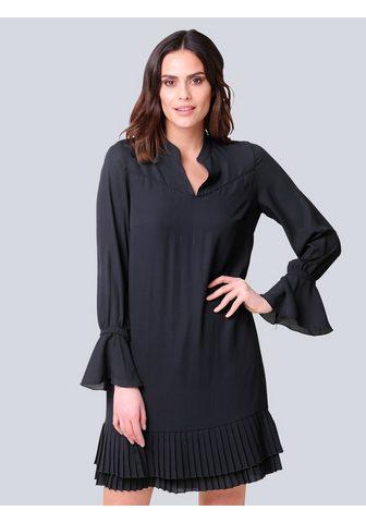 Alba Moda Suknelė su plissierter Rüsche