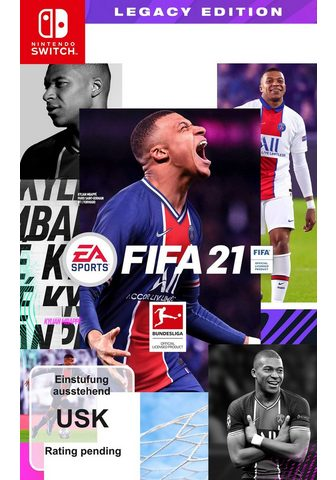 Electronic Arts FIFA 21 Legacy Edition Nintendo Switch...