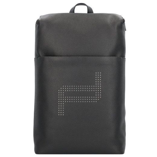 PORSCHE Design Laptoprucksack »SignatureSignature«, Leder