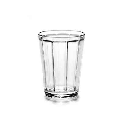 Serax Glas »Surface Wasserglas«