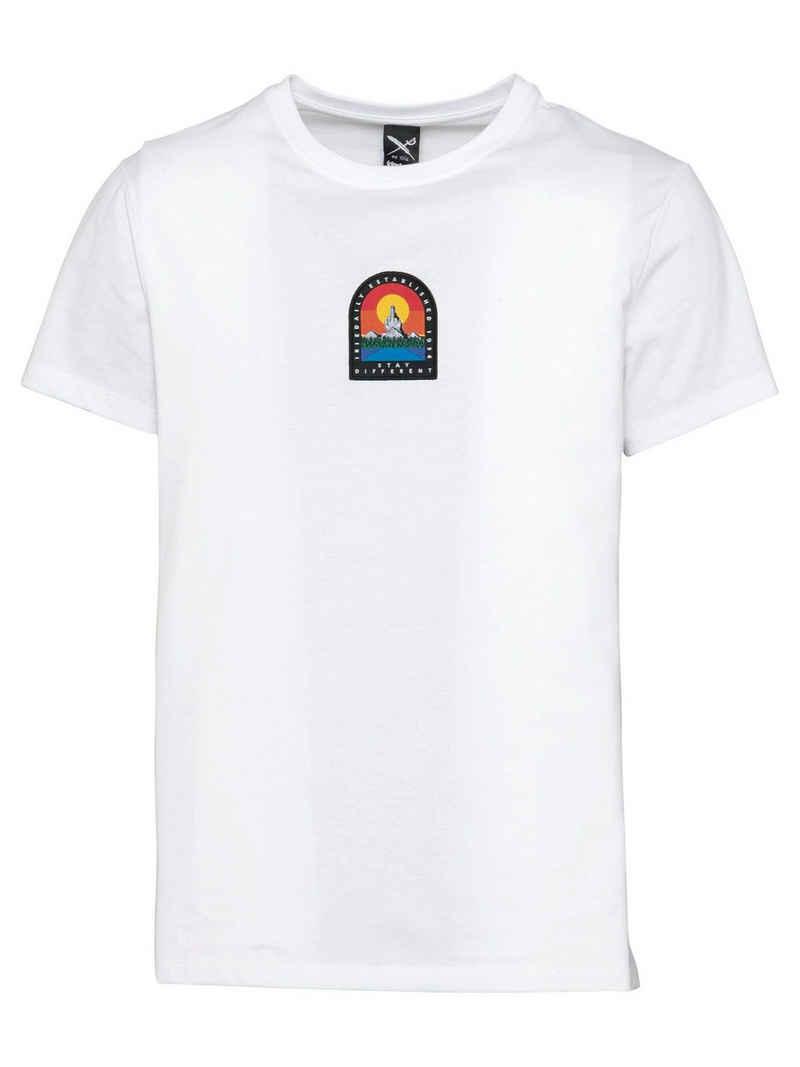 iriedaily T-Shirt »Stonefinger« (1-tlg)
