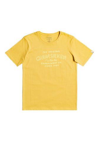 Quiksilver Marškinėliai su gobtuvu »Wilder Mile«