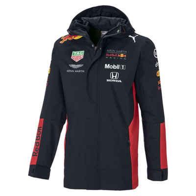 PUMA Regenjacke »Red Bull Racing Herren Team Regenjacke mit Kapuze«