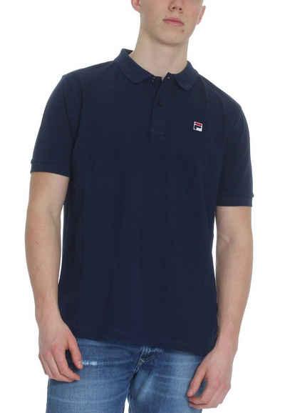 Fila Poloshirt »Fila Polo Herren EDGAR POLO SS 682394 170 Dunkelblau Black Iris«