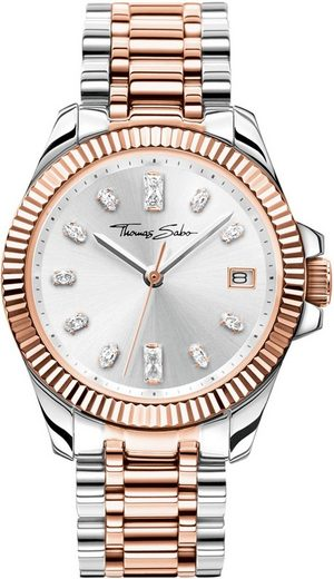 THOMAS SABO Quarzuhr »WA0371-277-201-33 mm«