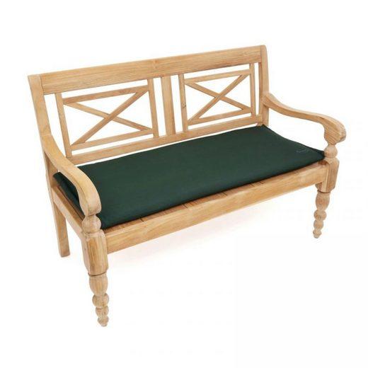 ROG-Gardenline Bankauflage, 2-Sitzer 110 x 45 CM - Grün