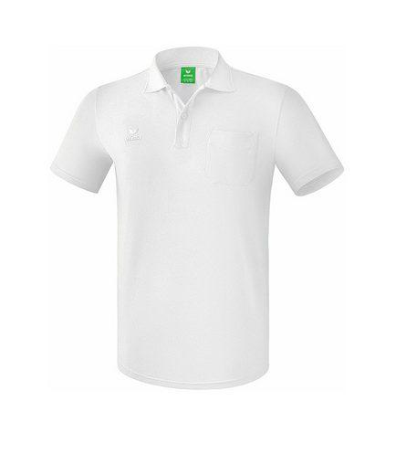 Erima T-Shirt »Casual Basics Poloshirt«