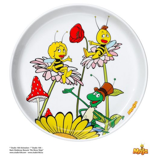 WMF Kinderbesteck, Biene Maja