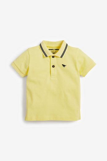 Next T-Shirt »Kurzärmliges Poloshirt« (1-tlg)