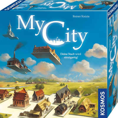 Kosmos Spiel, »My City«