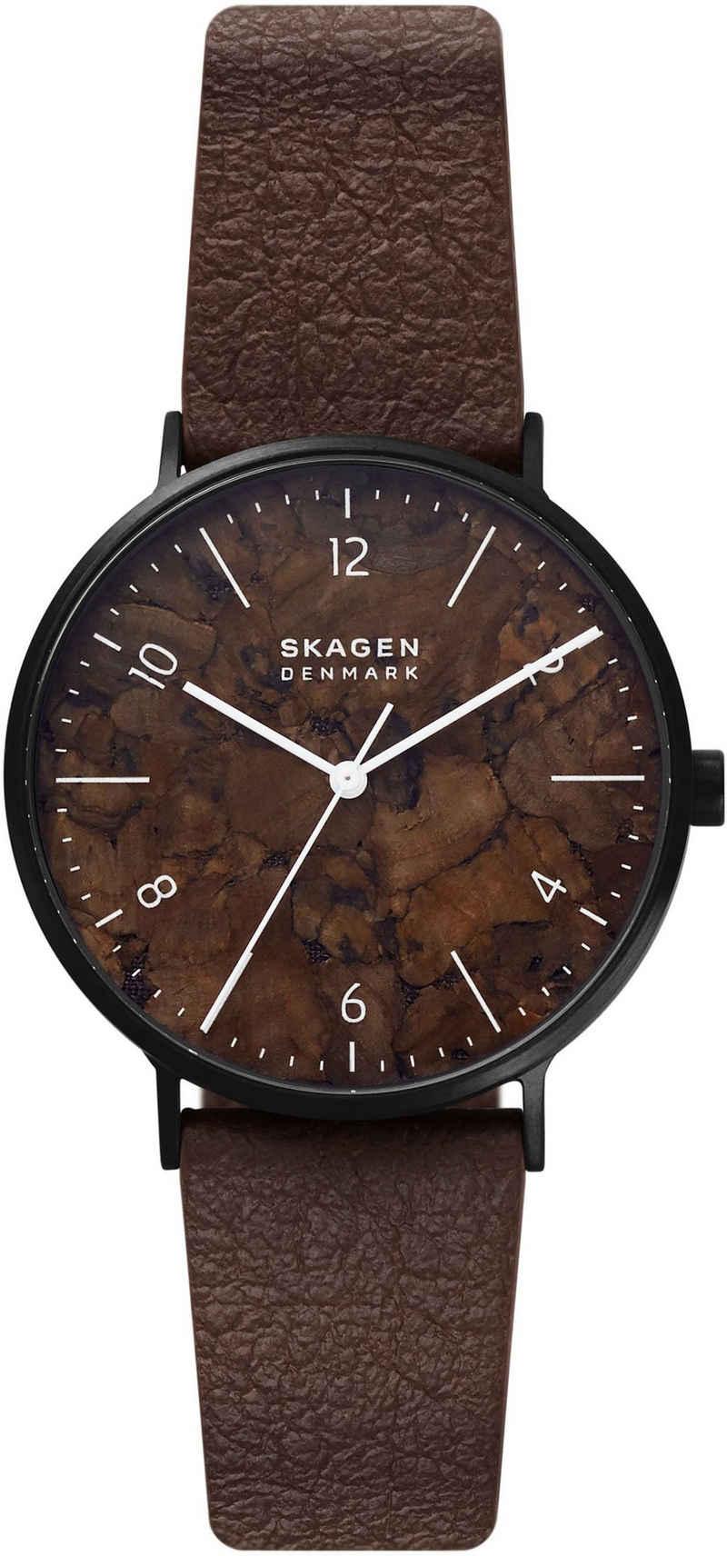 Skagen Quarzuhr »SKW6728, AAREN NATURALS«
