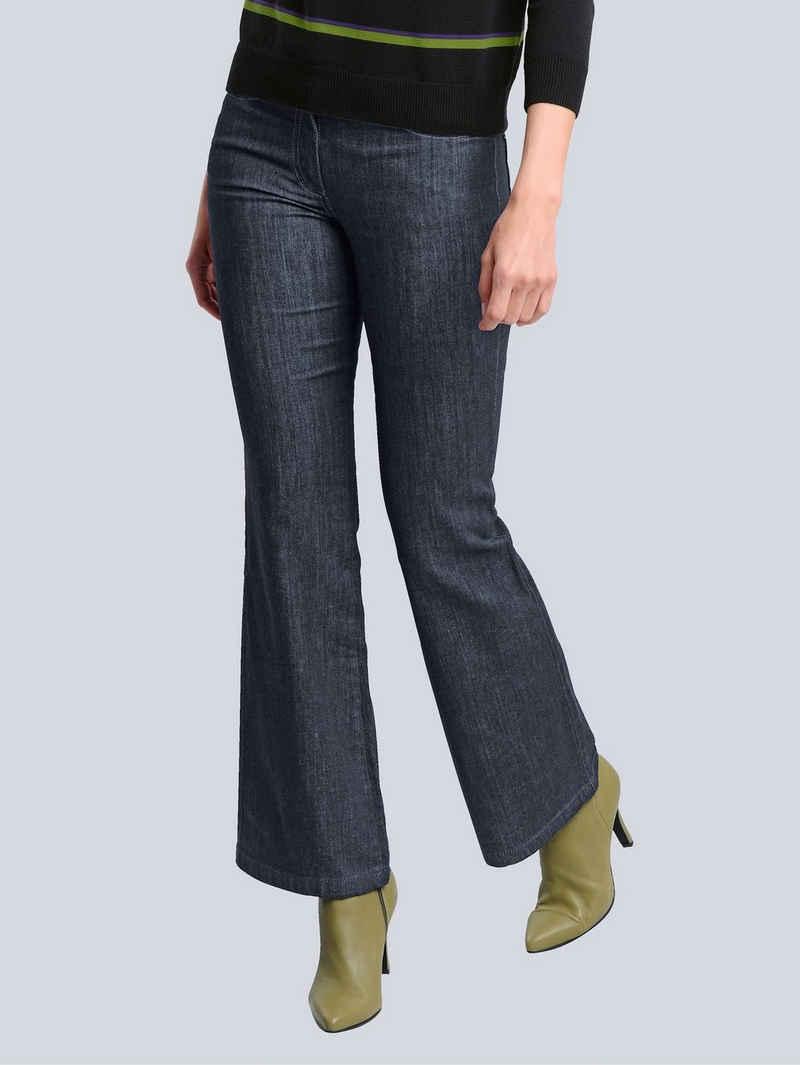 Alba Moda Bootcut-Jeans in zwei Längen
