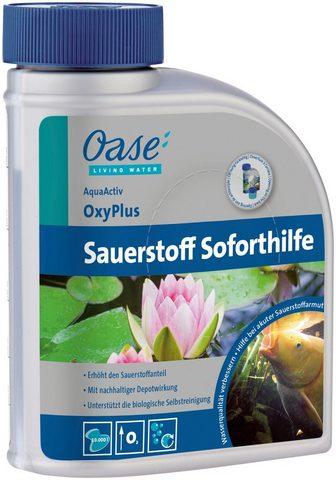 OASE Teichpflege »AquaActiv OxyPlus« 500 ml...