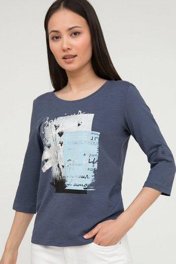 Finn Flare T-Shirt mit Front-Print für Damen
